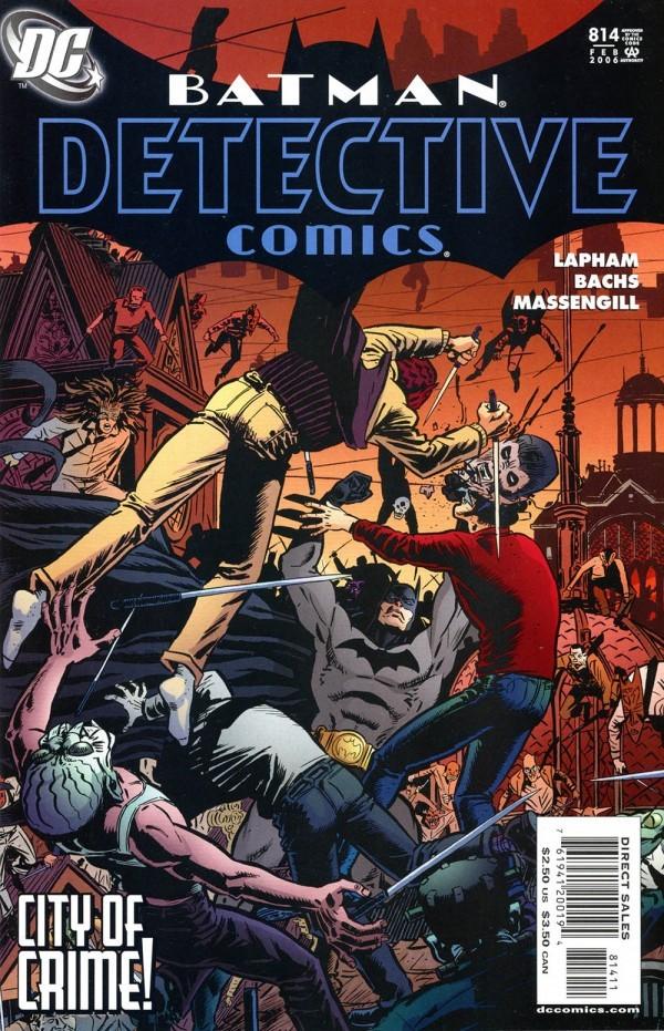 Detective Comics #814