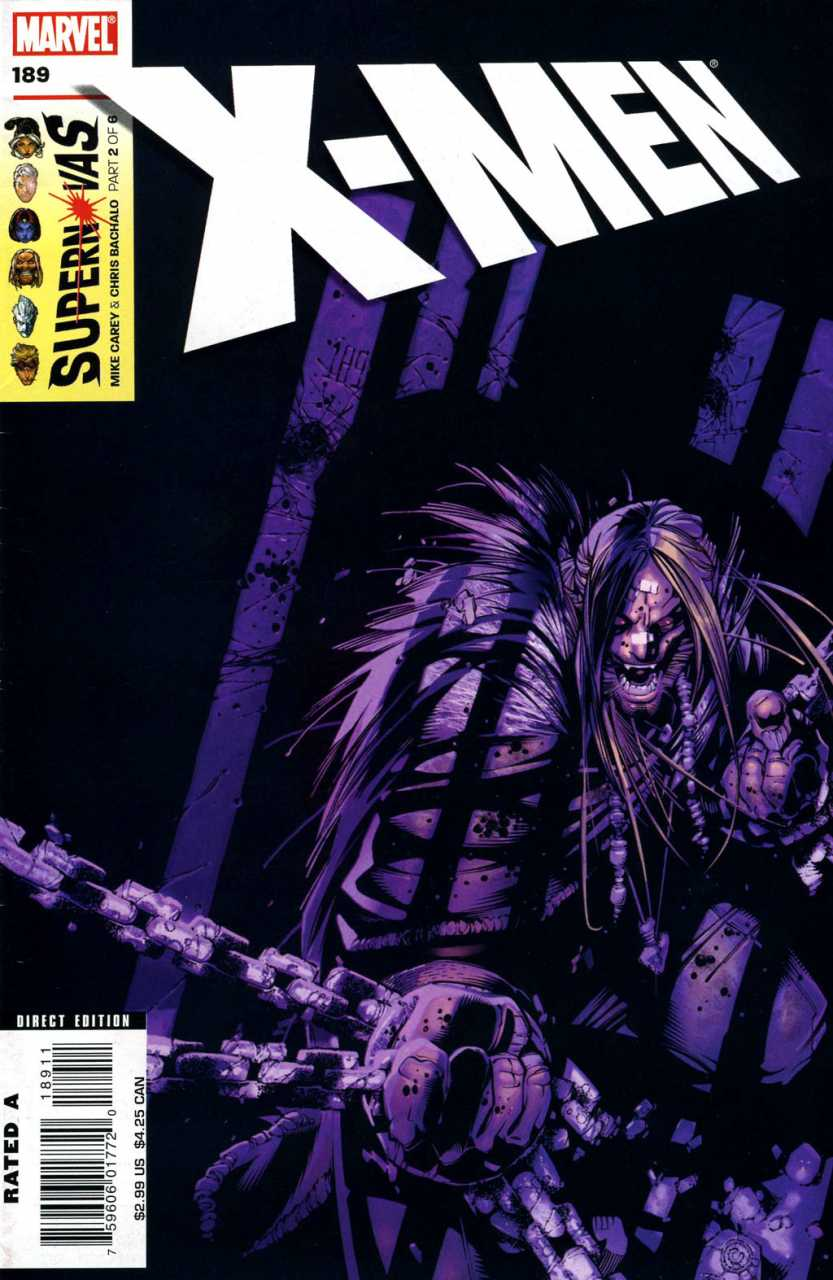 X-Men #189