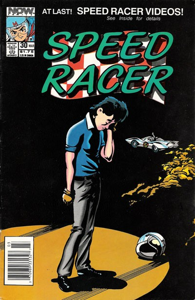 Speed Racer #30