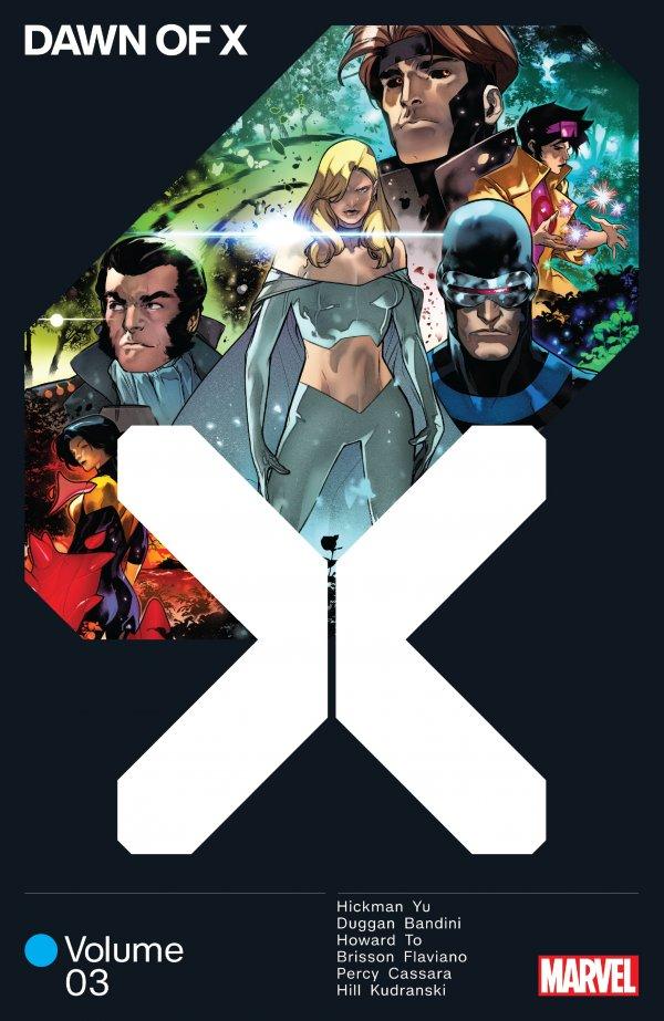 Dawn of X Vol. 3 TP