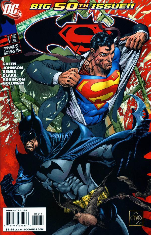 Superman / Batman #50