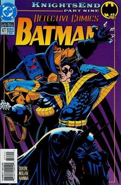 Detective Comics #677