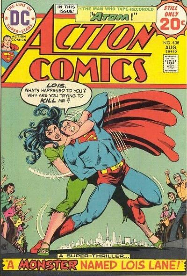 Action Comics #438