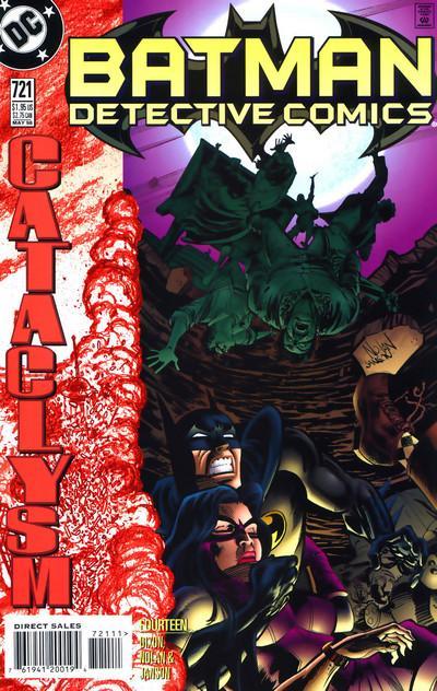 Detective Comics #721