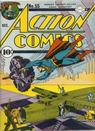 Action Comics #55