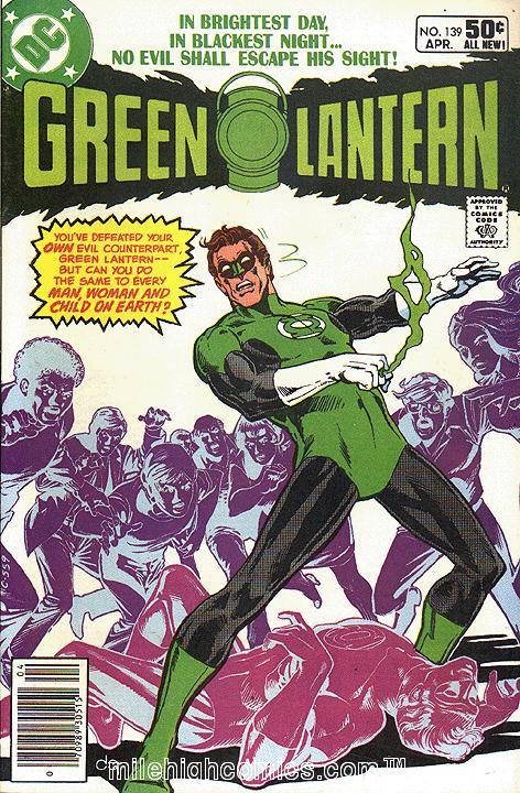 Green Lantern #139