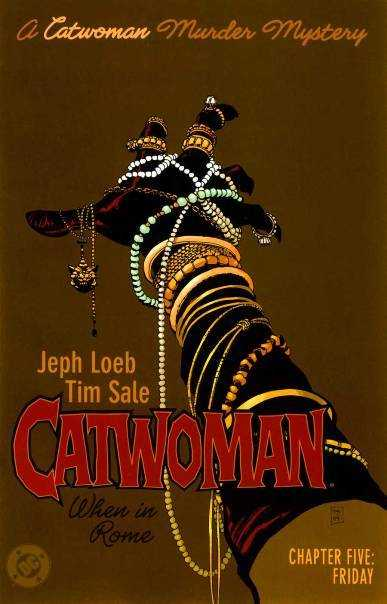 Catwoman: When in Rome #5