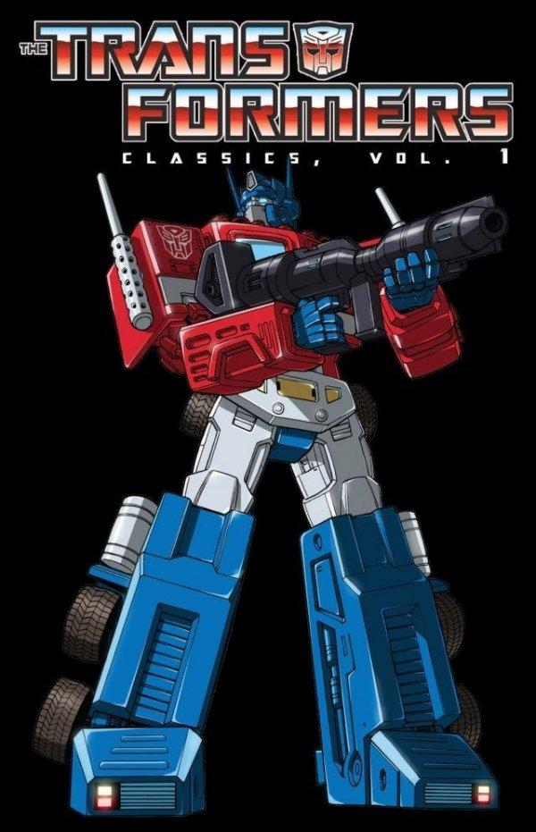 Transformers Classics Vol. 1 TP