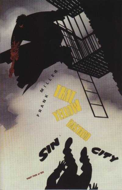 Sin City: That Yellow Bastard #5