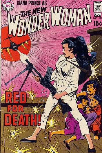 Wonder Woman #189