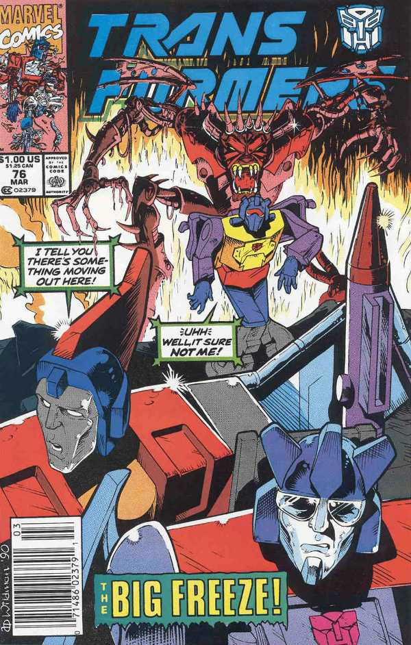 The Transformers #76
