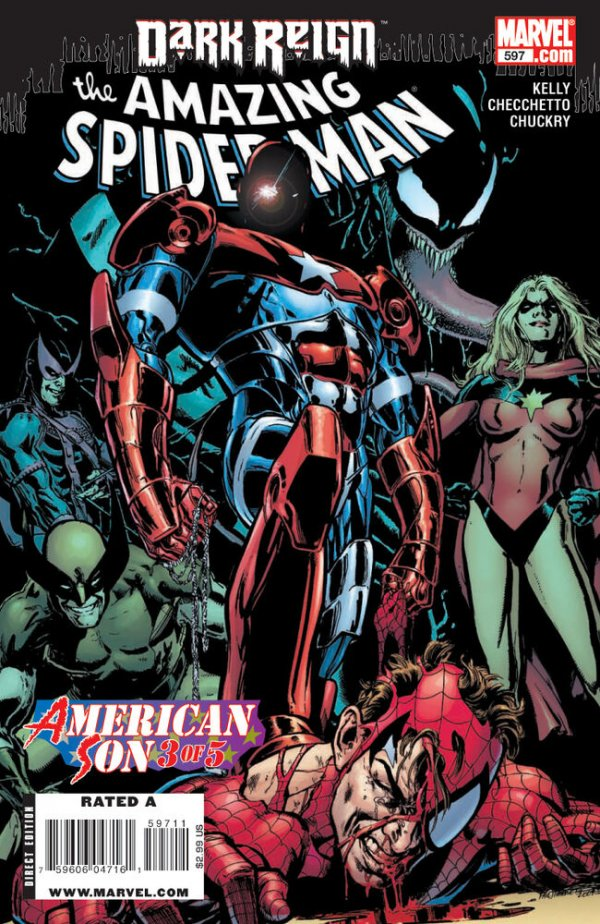 The Amazing Spider-Man #597