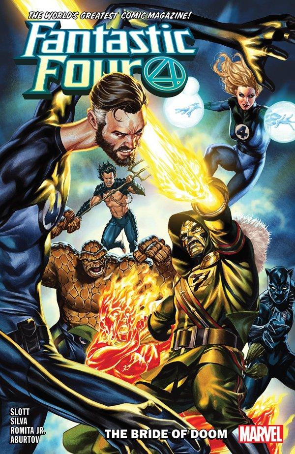 Fantastic Four Vol. 8: The Bride of Doom TP