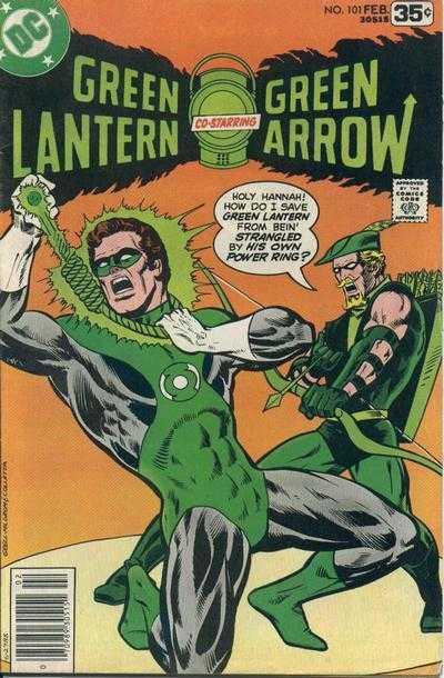 Green Lantern #101