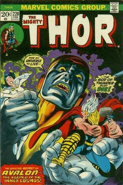 The Mighty Thor #220