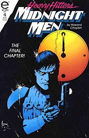 Midnight Men #4
