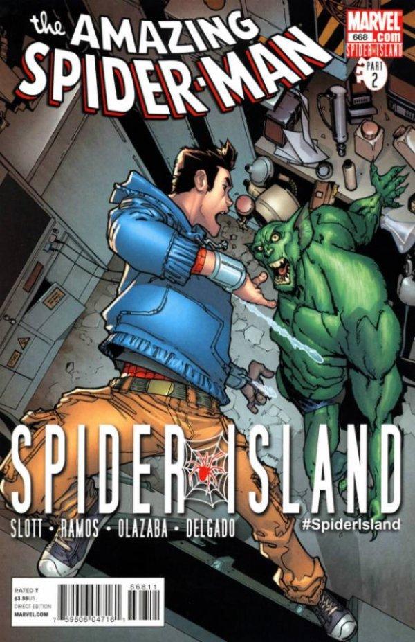The Amazing Spider-Man #668