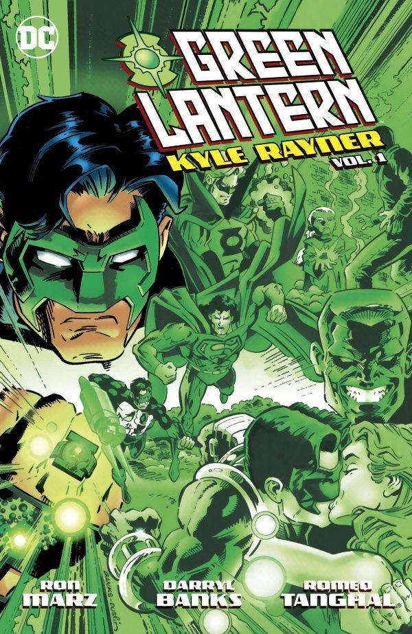 Green Lantern: Kyle Rayner Vol. 1 TP