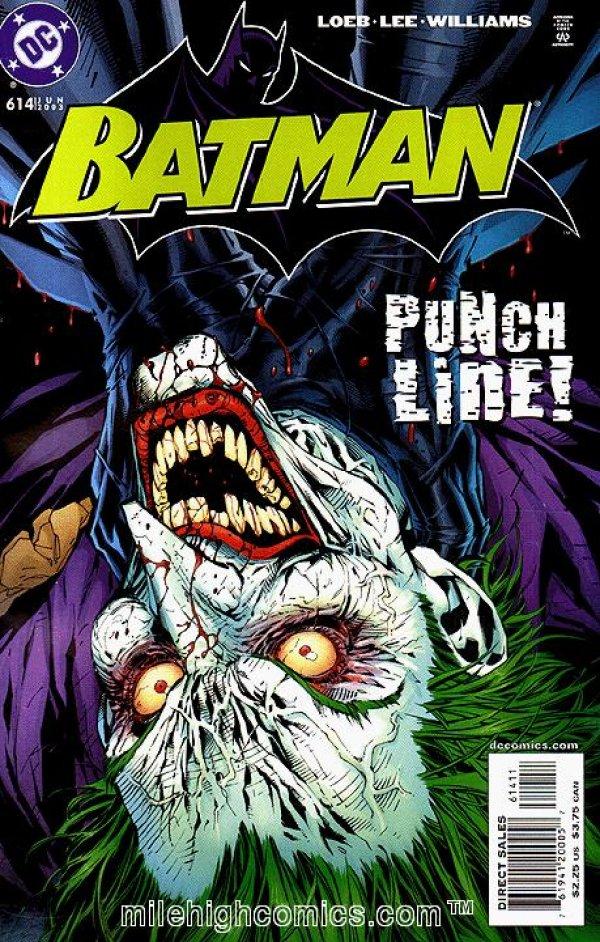 Batman #614