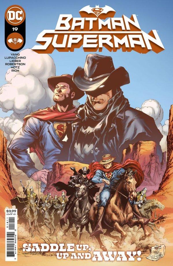 Batman / Superman #19