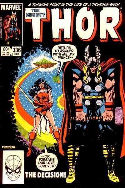 The Mighty Thor #336