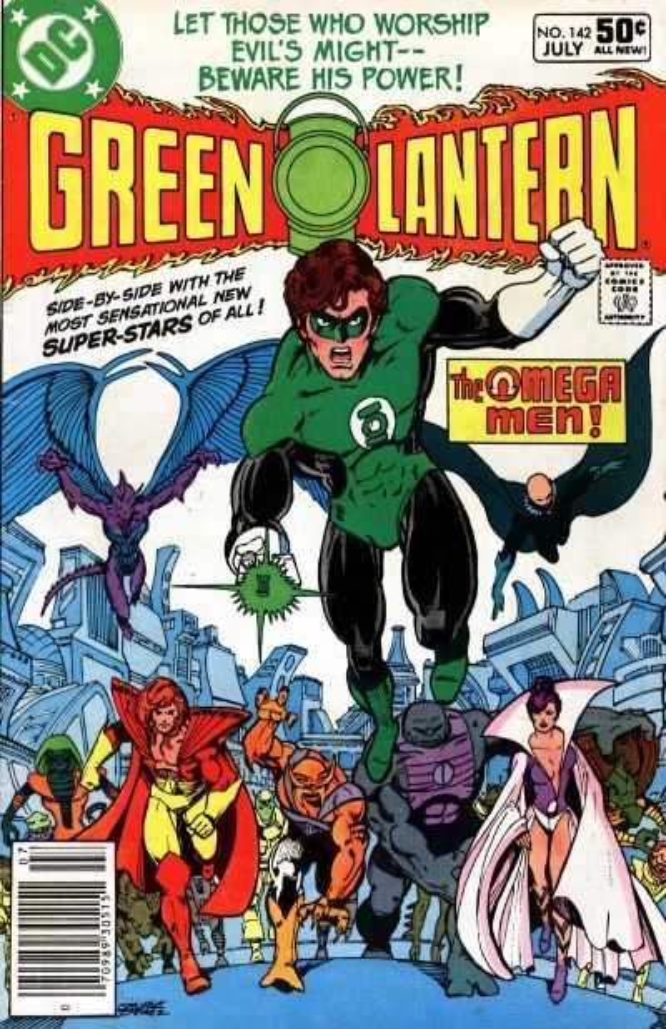 Green Lantern #142