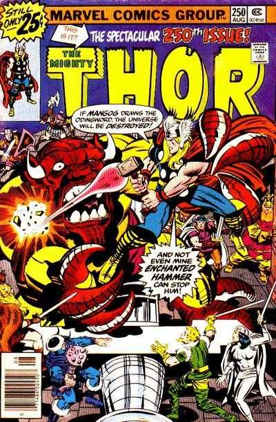 The Mighty Thor #250