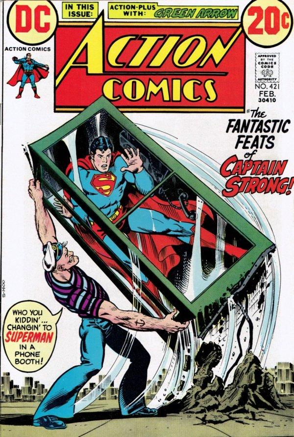 Action Comics #421