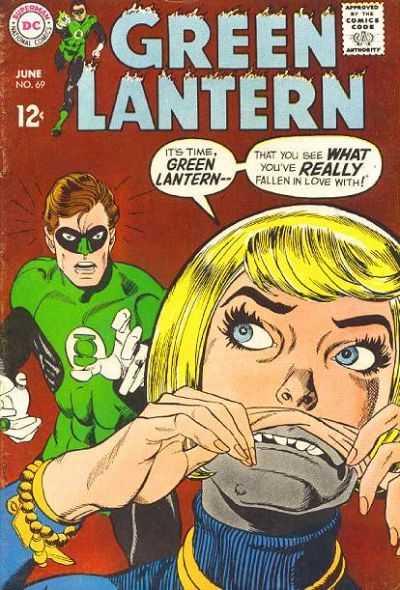 Green Lantern #69
