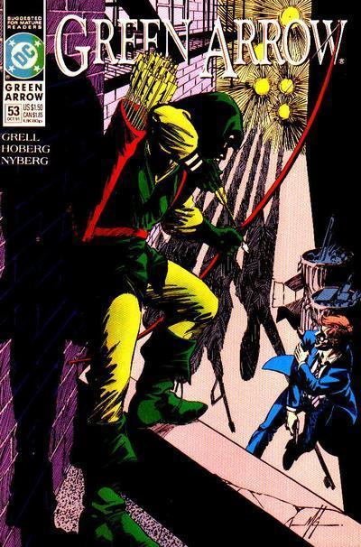 Green Arrow #53