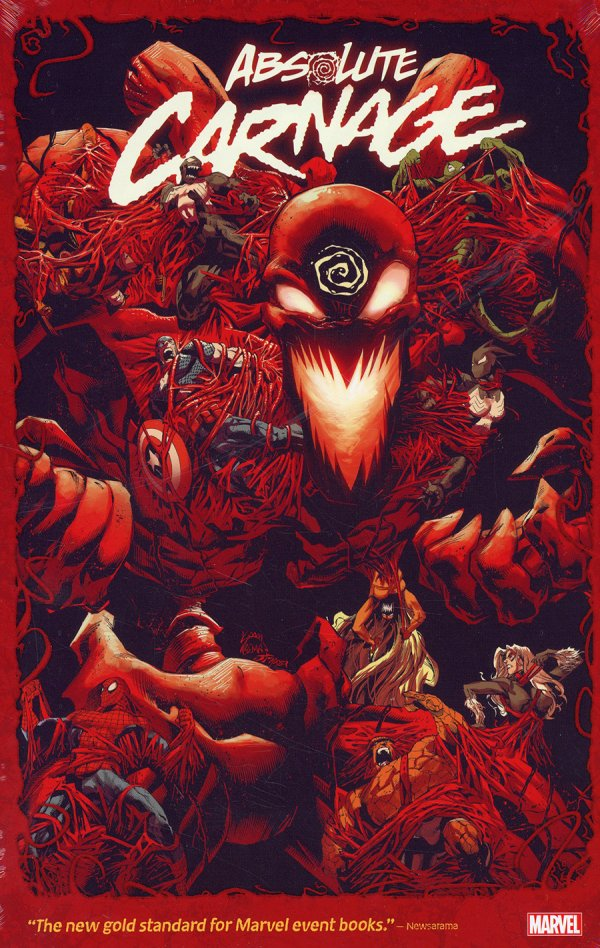 Absolute Carnage Donny; Coello,... Venom by Donny Cates 3 Paperback by Cates