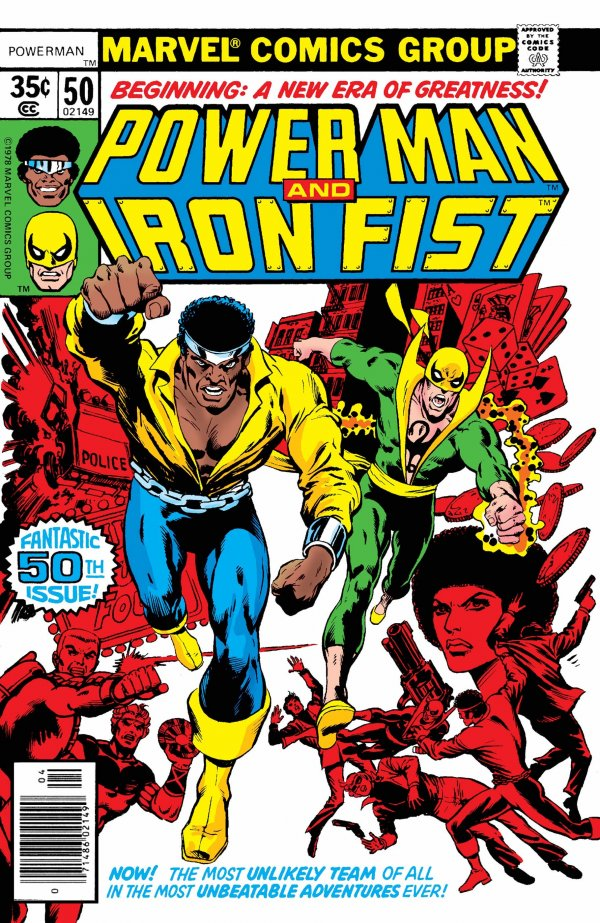 Power Man and Iron Fist #50