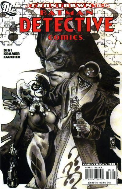 Detective Comics #837