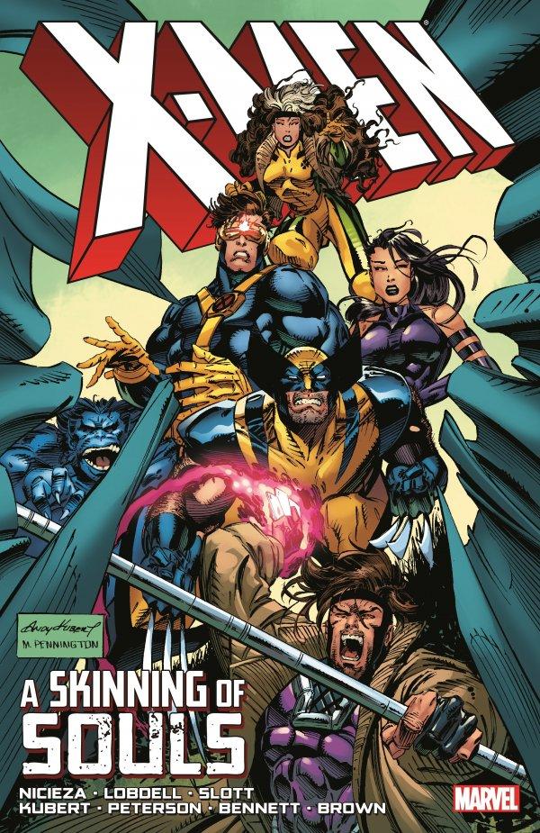 X-Men: Skinning of Souls TP