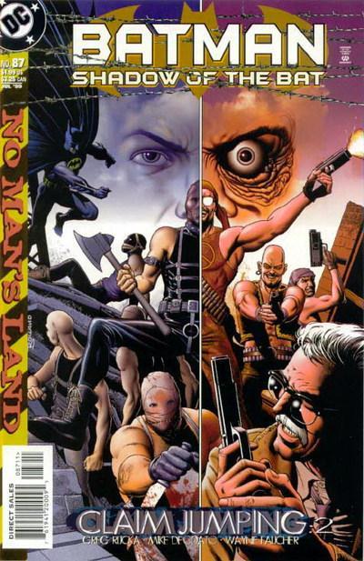 Batman: Shadow of the Bat #87