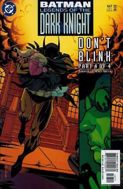 Batman: Legends of the Dark Knight #167
