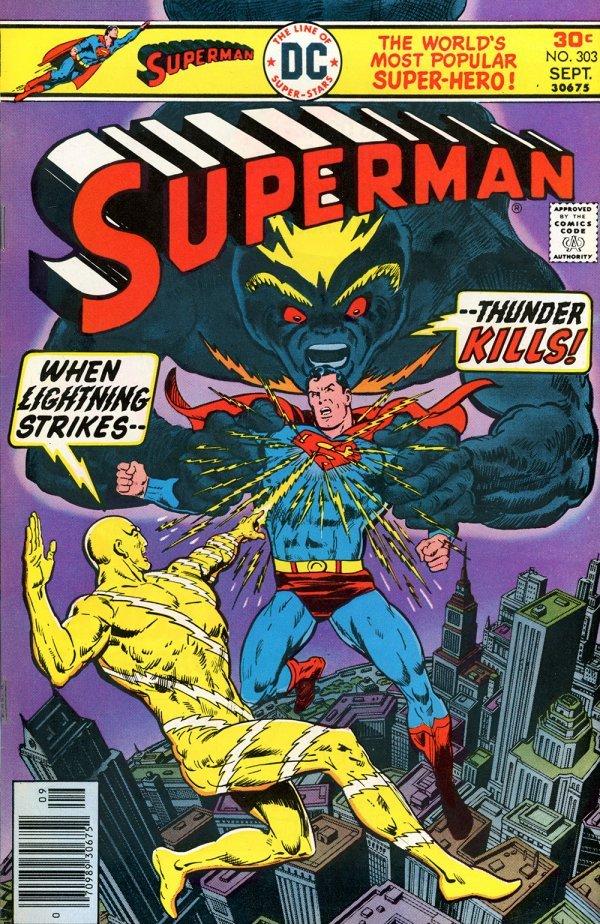Superman #303