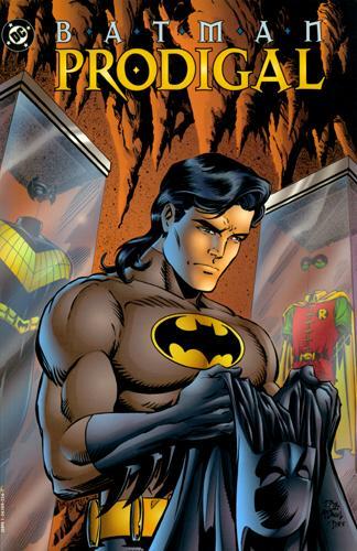 Batman: Prodigal TP