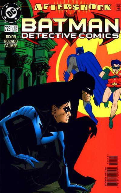 Detective Comics #725