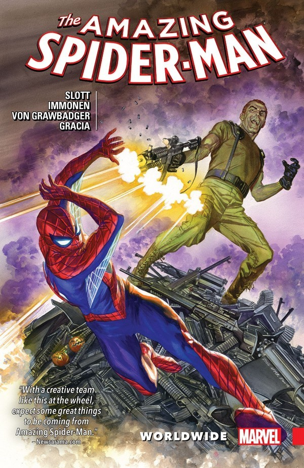 The Amazing Spider-Man: Worldwide Vol. 6 TP
