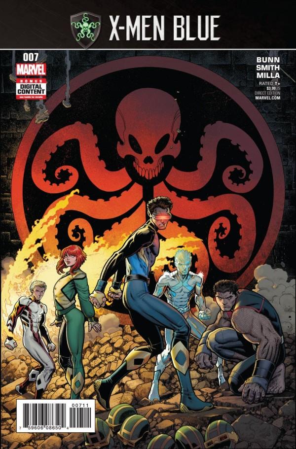 X-Men: Blue #7