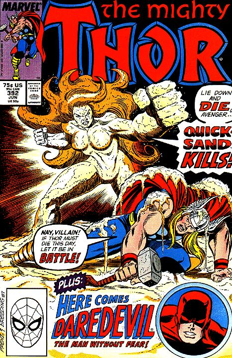 The Mighty Thor #392