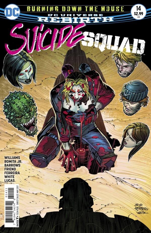 Suicide Squad #14