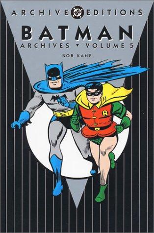 Batman Archives Vol. 5 HC