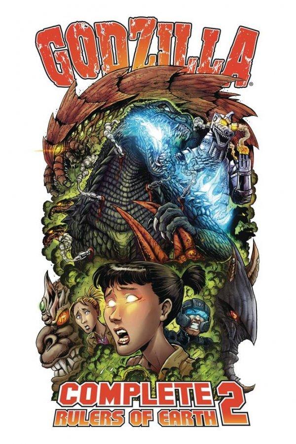 Godzilla: Complete Rulers of Earth Vol. 2 TP