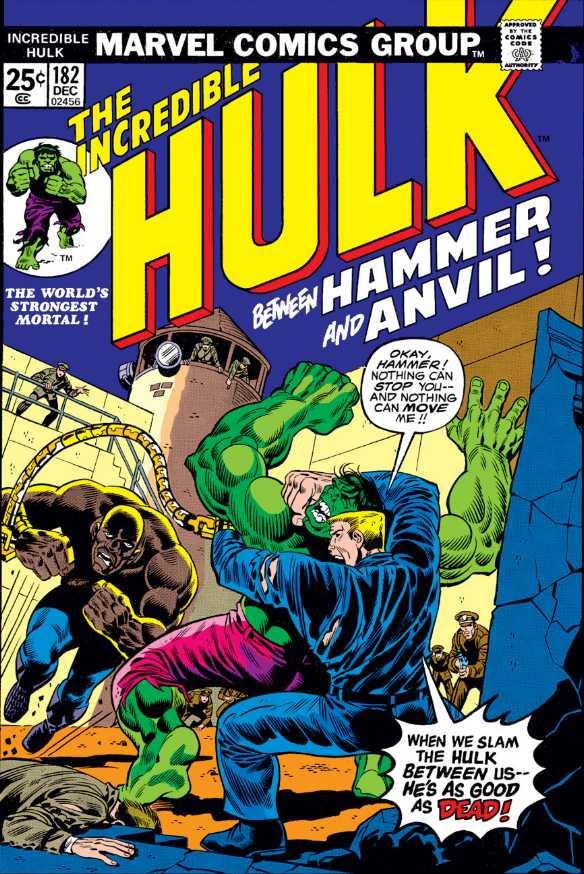 The Incredible Hulk #182