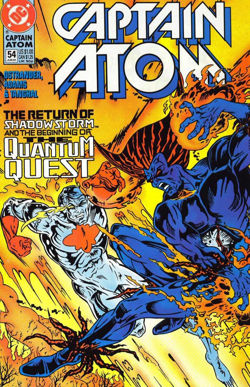 Captain Atom #54