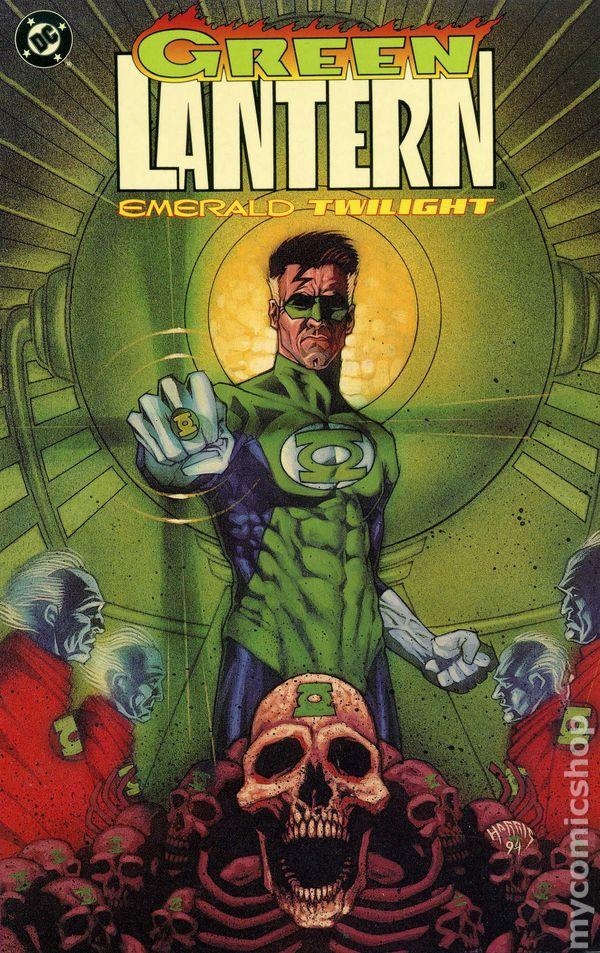 Green Lantern: Emerald Twilight TPB
