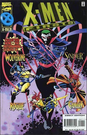 X-Men Firsts #1