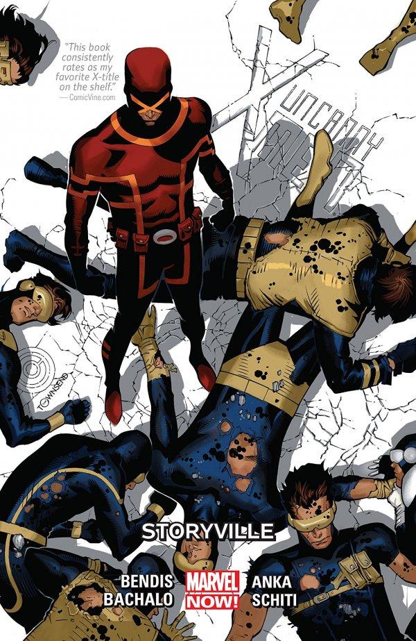 Uncanny X-Men Premiere Vol. 6: Storyville HC